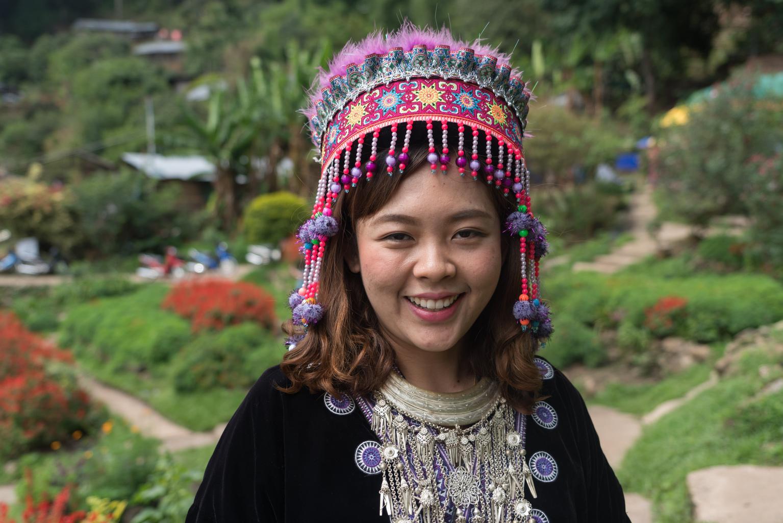 Free Images - chiang mai girl woman 2
