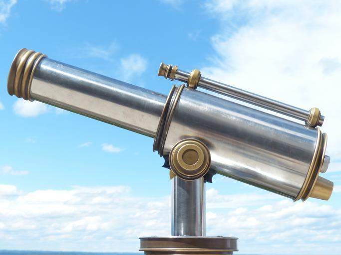 a picture of a telescope