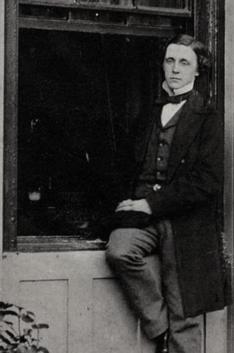 "Portriat of Charles Ludwidge Dodgson ""Lewis Carroll"" (Free Images)"