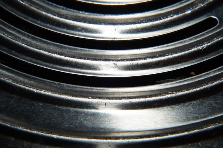 Free Images - metal evenly metallic smooth
