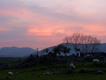 Sunset in Connemara county.jpg