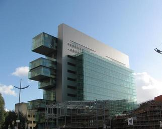 Manchester Civil Justice Centre from Bridge Street.jpg