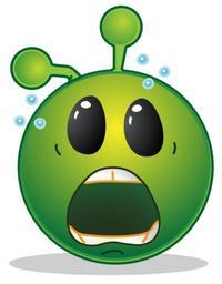 Smiley green alien scary ohh.svg