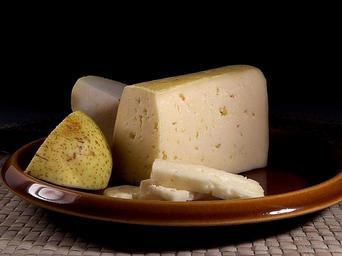 Tilsit cheese on plate.jpg